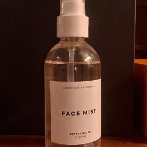 Face mist med naturlig duft af rose Brugt 2 gange