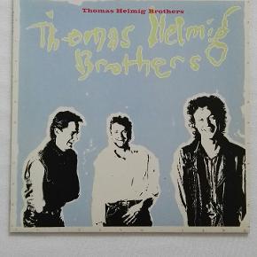 """Thomas Helmig brothers' """"Kære Maskine"""" album.  Prisen er fast!   KUN SERIØSE BUD!   skal afhentes i Kbh S eller kan sendes på købers regning."""