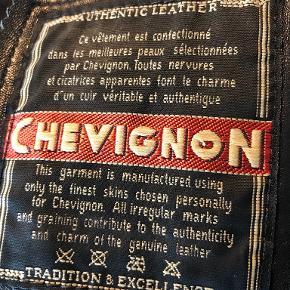 Chevignon Skind- & læderjakke