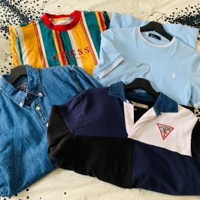 Fred Perry tøjpakke