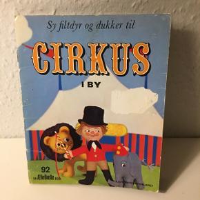Hobbybog  håndarbejde  Sybog  Filtbillede  Bog med Opskrift på flotte filtre billeder man selv kan lave, bla er der er helt cirkus  Sender gerne