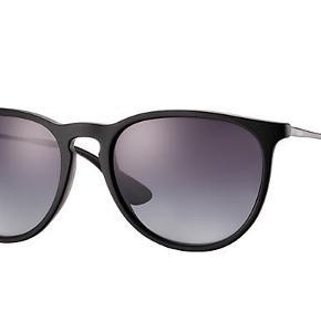 1cac5b0b253 Ray ban, solbriller til kvinder, modelnavn Erika. Etui medfølger. God men  brugt