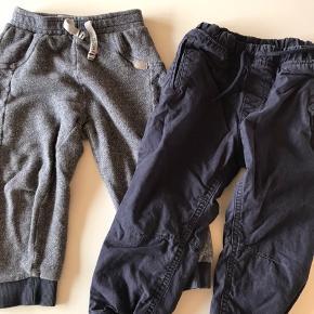 To par bukser til i alt 40kr. Fejler intet - aldrig brugt. Outfit kids og Esprit. Førstnævnte hedder 92/98. Kan hentes i Farsø. Eller sendes med Trendsales-handel (køber betaler porto).