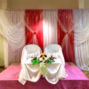 Hold din bryllup med skønt decoration  Bestil i god tid