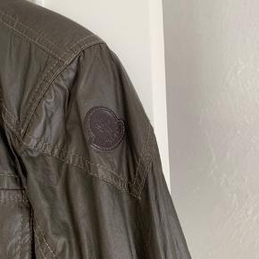 Moncler chaimos jakke i str 1 passer s/m