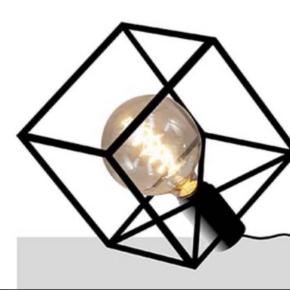 Dyberg Larsen bordlampe