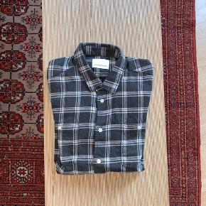 Samsøe Samsøe - Liam ternet flannelskjorte med tern. Mega sej. - byd.