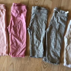 5 par 3/4 leggings. I fin stand