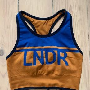Fin sports bh fra mærket LNDR i str. xs/s. Aldrig brugt.