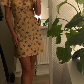 Sød gul sommerkjole. BYD🌺