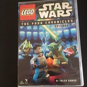 Lego Star wars dvd -fast pris -køb 4 annoncer og den billigste er gratis - kan afhentes på Mimersgade 111 - sender gerne hvis du betaler Porto - mødes ikke andre steder  - bytter ikke