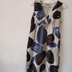 Classic max mara silk dress