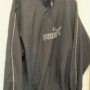 Sælger denne super fede puma pullover   Str xl- eller oversize large