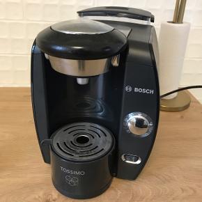 Bosch tassimo tas4214 kapsel kaffemaskine i sort. Skal hentes i Aarhus.
