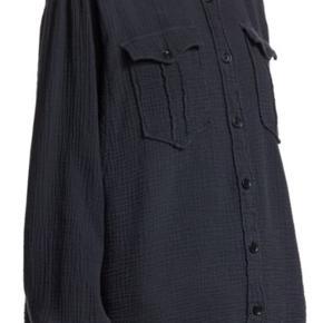HELT NY skjorte model Jepson i farven Rosewood. Str 36, men oversize så kan uden problemer bruges af 38/40 dk. Ny pris i butikkerne nu 2200 kr.