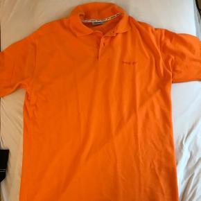 """Oversize bomulds skjorte fra mærket """"Slazenger"""""""