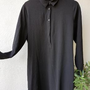 Skjortekjole med lommer
