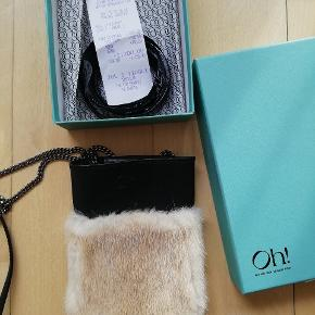 Oh By Kopenhagen Fur clutch