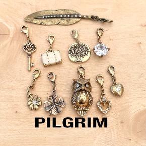 Pilgrim vedhæng & led