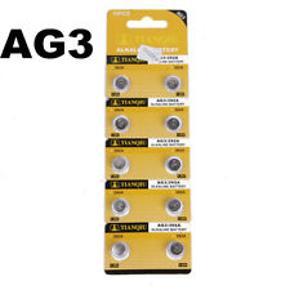 Knapcelle batterier AG 3