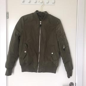 Bomber jacket / jakke