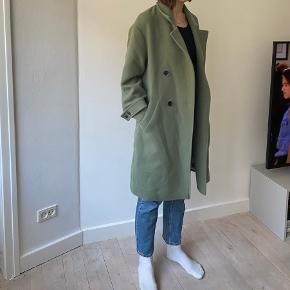 Coat perfect for fall, some signs of usage (can be seen on pictures)