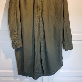 Lang skjorte uden fejl