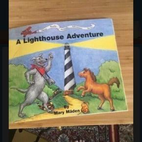 A lighthouse adventure  -fast pris -køb 4 annoncer og den billigste er gratis - kan afhentes på Mimersgade. 2200 - sender gerne hvis du betaler Porto - mødes ikke andre steder - bytter ikke