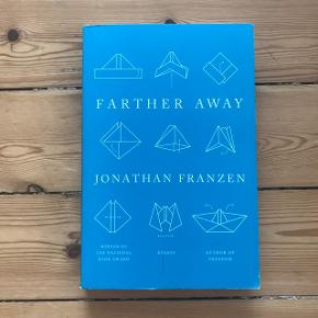 Sprog : engelsk Farther Away bog