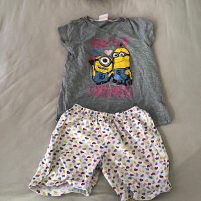 Minions andet tøj til piger