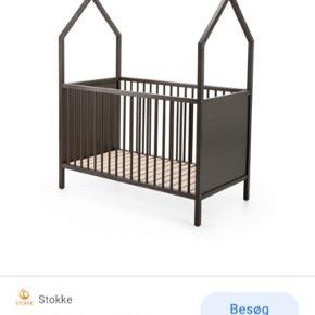 Stokke Home seng . Aldrig brugt - sælges for 1500 kr