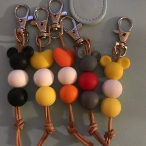 Stress / distraherings nøgleringe kan laves i andre farver. 20kr pr stk eller 3 for 50kr sender gerne på købers regning