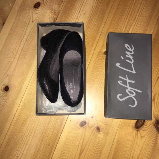Smuk sko fra Ecco Er du ikke til hæle, Skoringen