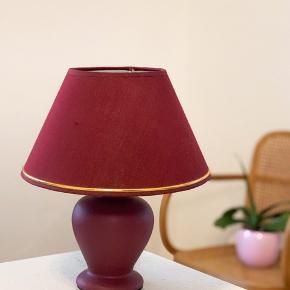 Fineste lampe ❤️ Sælges inkl skærm.  Sender gerne 💌