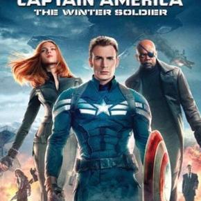"""Dvd film """" Captain America the winter soldier """"  Mindstepris : 25 kr plus porto Porto er 37 kr. med DAO uden omdeling  MÆNGDERABAT VED KØB FRA FLERE KAN DEN KØBES MED FOR 22 KR PLUS EVT MER PORTO  TAG 5 DVD FILM FOR 110 KR PLUS PORTO  DER KAN VÆRE OP TIL 5 DVD FILM I PORTOEN TIL 37 KR MED DAO UDEN OMDELING  Bytter Ikke"""