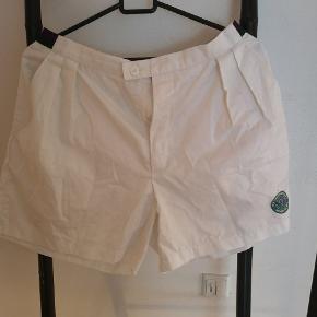 Retro tennis shorts