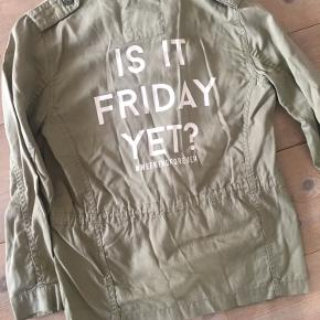 Cool skjorte / jakke