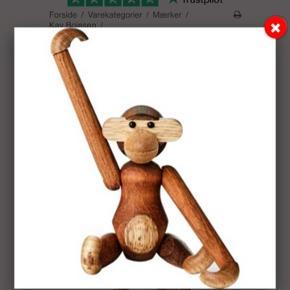 Mini abe 10 cm. Har ikke æsken mere desværre. Fremstår helt ny