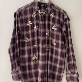 Smuk Malene Birger skjorte i str 34. Rigtig fin stand.  Passes også af str Small.