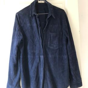 Stor ruskinds skjorte /jakke