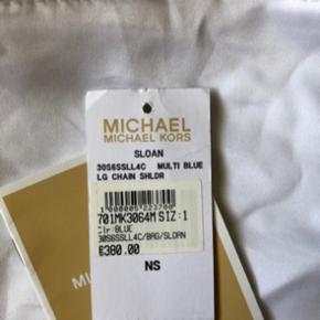 Mega fed demin taske fra Michael kors!