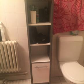 Étagère armoire salle de bain