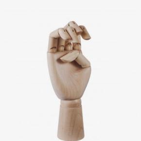 HAY hånd, 18 cm. Kom med et bud.
