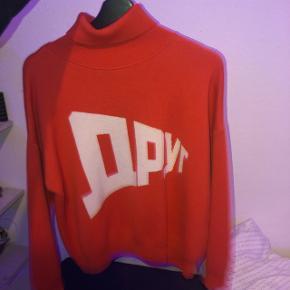 Mega fed Gosha sweater jeg betalte 1200kr men kunne ikke passe den så sælger den her for 900kr