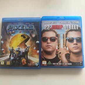 2 Blu-Ray film, sælges da de kun er blevet set 1 gang. Fejler intet, prisen er for dem begge inkl porto.  Sender med DAO365, til en pakkeshop nær dig, handel forgår via mobilepay. Med mindre andet aftales. giv mig et bud på en eller flere af mine ting.