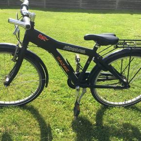 Vedligeholdt drenge cykel sælges grundet køb af større cykel.