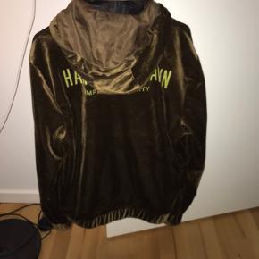 Han Kjøbenhavn velvet jakke  2 gange (aldrig vasket)