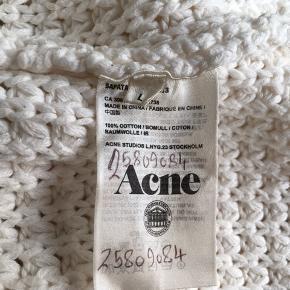 Ældre Acne trøje Sapata Solid i 100% bomuld.