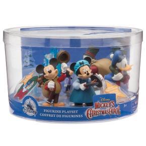 Nyt sæt Disney Mickeys Christmas Carol. Kan hentes i Esbjerg eller sendes med DAO for 48kr