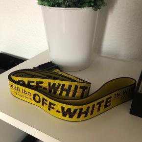Off-white Bælte